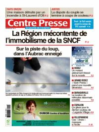 Centre Presse Aveyron | .