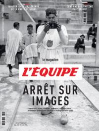 L'Equipe Magazine   .