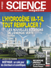 Science magazine   .