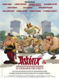Asterix : le domaine des Dieux