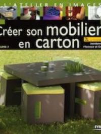 Créer son mobilier en carton - Volume 3