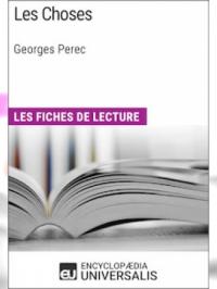 Les Choses de Georges Perec