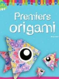 Premiers origamis