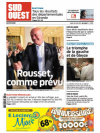 Sud Ouest | .
