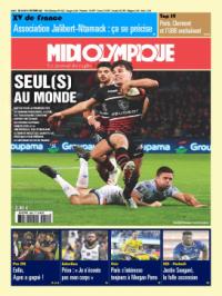 Midi Olympique Rouge   .