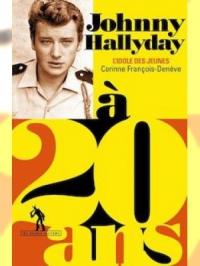 Johnny Halliday à 20 ans
