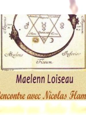 Rencontre avec Nicolas Flamel par Maelenne Loiseau