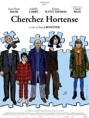 Cherchez Hortense | Pascal Bonitzer. Réalisateur