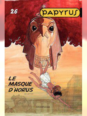 LE MASQUE D'HORUS