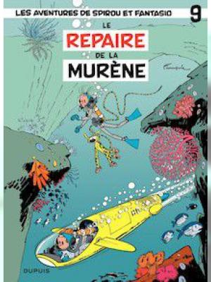 REPAIRE DE LA MURENE